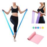 Bandas Elásticas Yoga Pilates Aerobico Fitness 1.5m / 256001