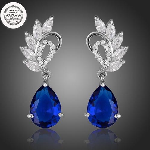 ea999c2a9ffb Aros Swarovski Gota Majestic Blue Angel Vip