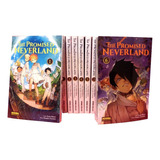 Manga The Promised Neverland - Envío Gratis A Partir De Dos