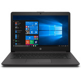Notebook Hp 240 G7 Intel Core I5-8265u 1tb 4gb 14  W10