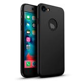 Carcasa Original 360º Grados Apple Iphone 7 Y Mica De Vidrio