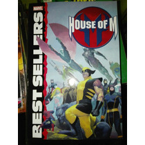 House Of M - Dinastia De M Completa 232 Pgs Marvel Mexico