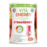 Vita Energy Fresa - Proteina Muscular Y Tonifica