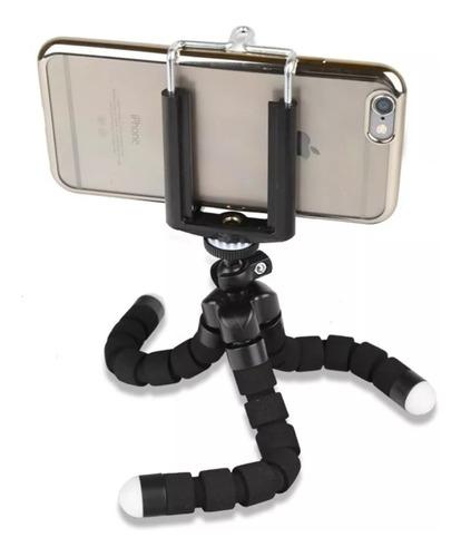 Trípode De Celular Camara Adaptable Flexible Estándar