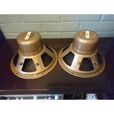 Parlantes Bell 12 Pulgadas Alnico 16 Ohms 15w Vintage