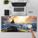 Mousepad Gamer Xxl 90x40cm Zelda
