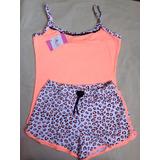 Pijamas & Camisolas Talindas, Distintos Modelos Y Colores
