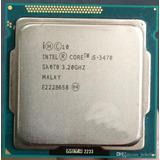 Procesador I5 3470 3.2ghz, Socket 1155 Oem No Incluye Coole