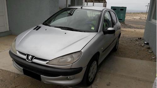 Peugeot 206 2000 Foto 6