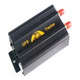 Gps Tracker Tk103 Corta Corriente Satelital  + Chip Entel