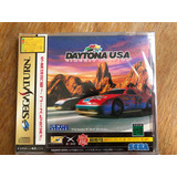 Daytona Usa Circuit Edition Mint  Sega Saturn - Arcade