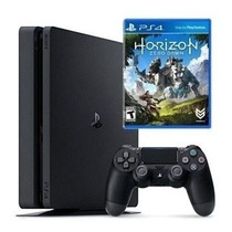 Consola Playstation 4 Slim Ps4 + Horizon Zero Dawn - Sniper