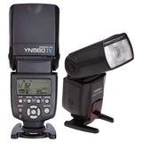 Flash Yongnuo Yn560iv Nik Canon Pentax Olympus Factura Bol