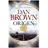 Libro Origen Dan Brown En Español - Original / Diverti