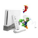 Nintendo Wii + Control Extra . 169 Juego. 6 Meses Garantía.