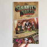 Gravity Falls Cómic 3