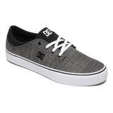 Zapatilla Trase Tx Gris Dc Shoes