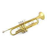 Trompeta Con Estuche Tro82 Etinger - Musicstore