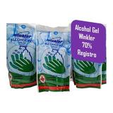 Alcohol Gel Winkler  Desinfectante Antibacterial