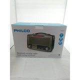 Parlante Philco Bluetooth Vintage Radio