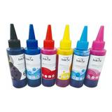 Tinta Sublimación Premium Universal 100ml Colores