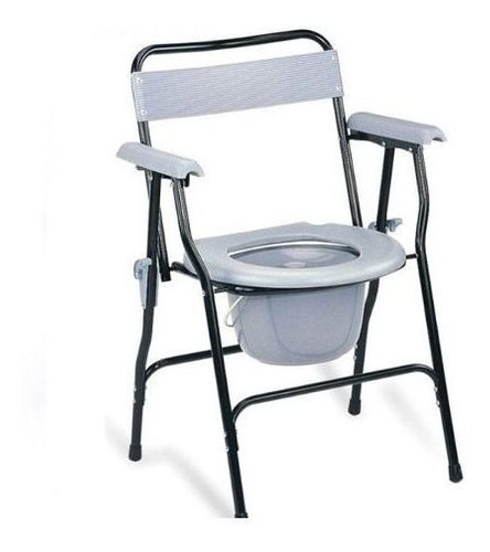 Baño Inodoro Wc Portátil Plegable Ortopedico