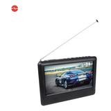 Tv Digital Portatil 7 Isdb-t, Usb, Basteria, 220v, 5v