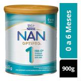 Leche Nan® 1 Optipro Hm-o® 900g