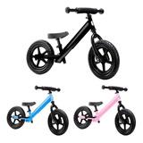 Bicicleta Equilibrio Sin Pedal Niños Colores / Lhua Store