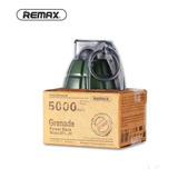 Cargador Portátil Power Bank 5000 Usb Bateria Externa Remax
