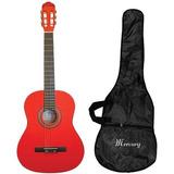 Guitarra Acustica Mercury Ms139. Garantia / Abregoaudio