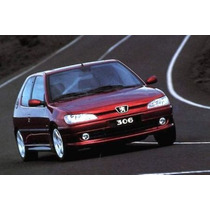 Libro De Taller Peugeot 306, 1993-2002, Envio Gratis.