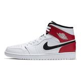 Nike Air Jordan 1 Mid Hombres Y Mujeres Zapatillas Casuales