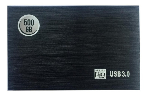 Disco Duro  Externo 500 Gb Usb 3.0