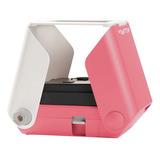 Impresora De Imagen Para Smartphone Kiipix, Rosa |  Imprima