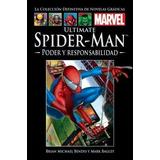 Marvel Salvat Vol.25-ultimate Spider-man: Poder Y Responsabi