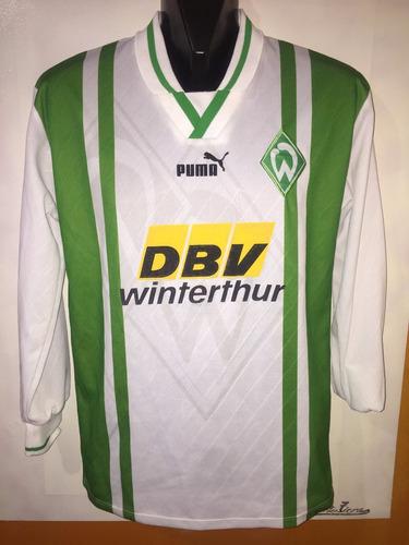Vendo Camiseta Del Werder Bremen 6a19f93337bfc