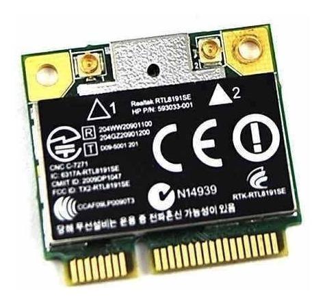 Tarjeta Wifi Hp G42 Compaq 610 Impecable