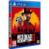 Red Dead Redemption 2 Euro - Ps4 - Físico - Mundojuegos