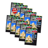 Pack 10 Papel Fotografico Glossy 135gr 100hojas A4