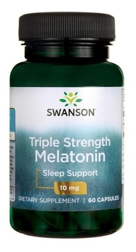 Melatoninas Usa Para Buen Dormir Envio Gratis