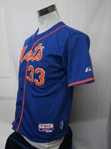 Camiseta Beisbol Baseball New York Mets 2ceaa0745d3d0