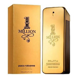 Paco Rabanne One Million 200ml Edt Silk Perfumes Original