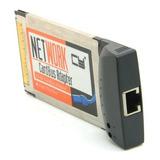 Tarjeta De Red Pcmcia Fast Ethernet