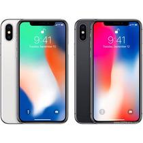 Iphone X 64gb Case + Vidrio Hd Nuevo Sellados Digital Planet