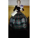 Muñeca De Porcelana De La Princesa Diana De Gales