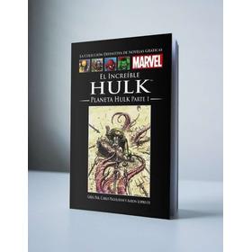 Comic Planeta Hulk Numero 23 Coleccion Salvat El Mercurio