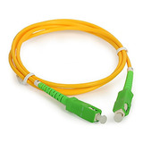 Cable De Fibra Optica 10 Metros Internet Modem