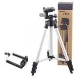 Trípode 100cms Para Cámaras Y Filmadoras Celular