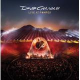 David Gilmour Vinilo Live At Pompeii 4 X Lp. Nuevo, Sellado